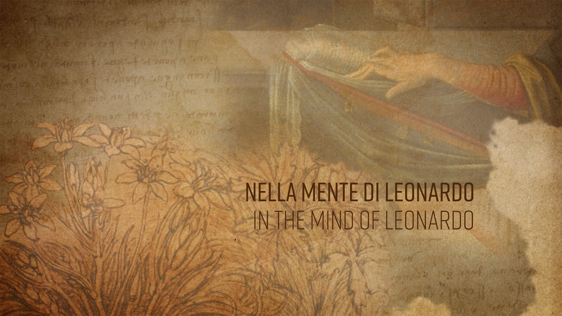Nella mente di Leonardo / In the mind of Leonardo