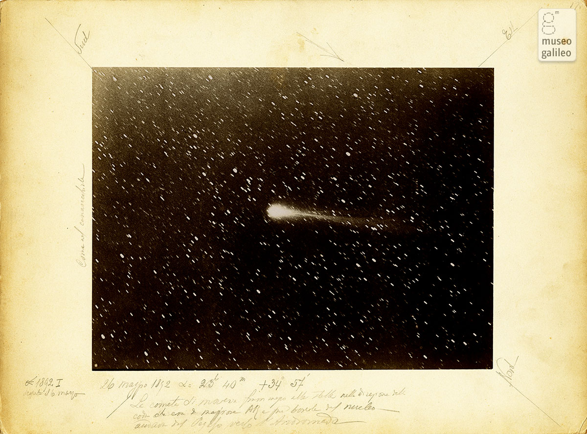 The Swift's Comet (M. Wolf, 26 May 1892)