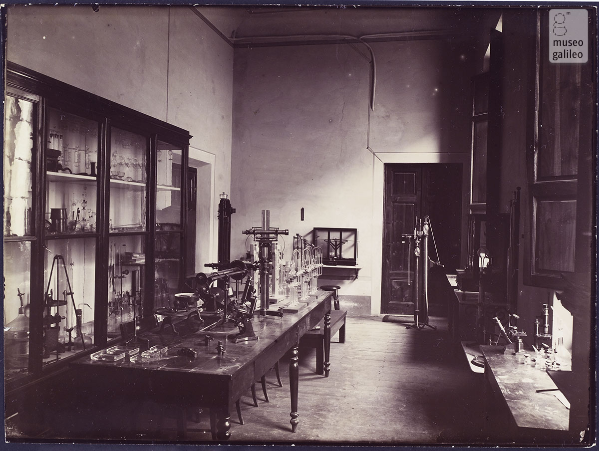 Laboratorio chimico (1903)