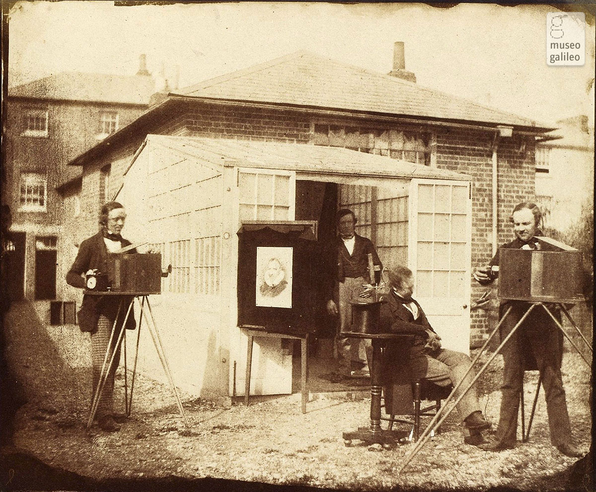 First experiments of William Fox Henry Talbot (1846)