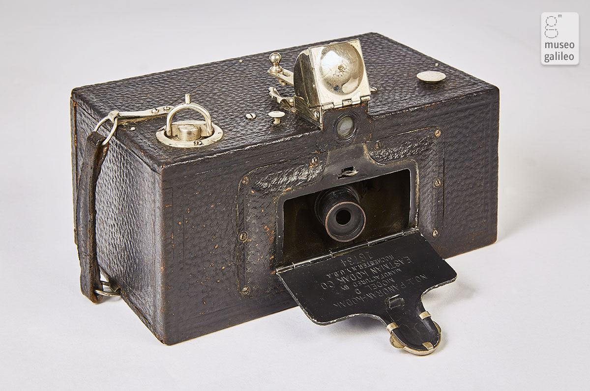 Kodak no 1 Panoram camera, Model D
