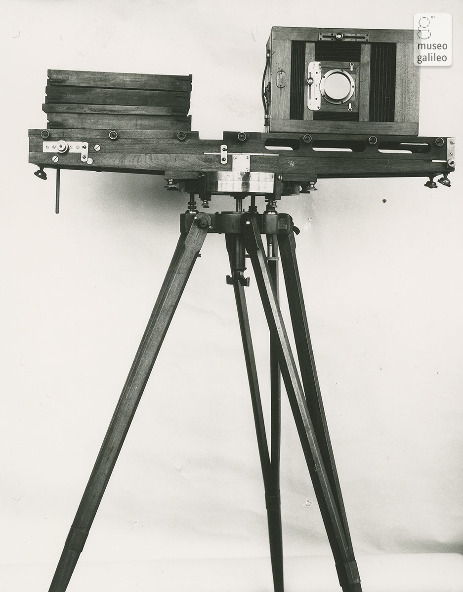Roster's telephoto camera