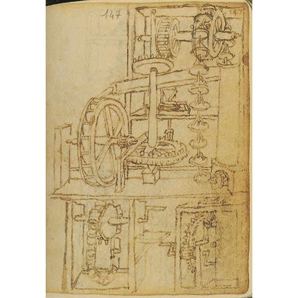 Francesco di Giorgio Martini, Notebook,